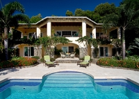 Caribbean Villa with pool on undiscovered Island of Bequia.