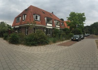 Great house near Amsterdam
