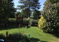 Visit the mid of Germany * Beautiful garden * Close to Leipzig