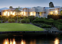 Gold Coast, Australia luxury four bedroom home on golf course