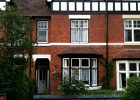 Victorian town house, 5 bedrooms, Bridgnorth, Shropshire, UK