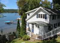 Charming 3 Bedroom Waterfront Home