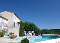 Charming house in Provence, exceptional view, swimming pool