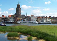 Family home in Deventer, a beautiful historical hanseatic town
