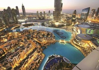 1Bedroom Flat 2 minutes away from Burj Khalifeh and Dubai Mall