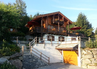 Stunning refurbished ski in/ski out chalet, summer or winter holidays