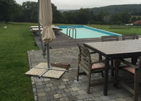 Spacious villa with a pool, near to Brussels