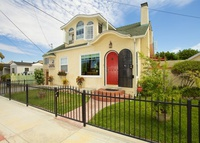 Charming San Diego Home, Centrally Located