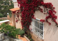 Nice Provencal House with garden, 5min from French Riviera beaches