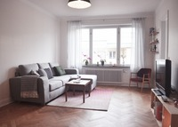 Design apartment for family or couple in the heart of Stockholm.