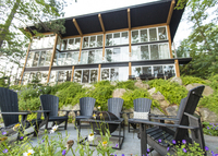 Modern Muskoka! Sunsets And Views! Executive Luxury 5 bedrooms