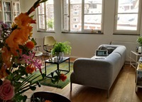 Modern 2 bedroom apartment in lively neighbourhood in Amsterdam