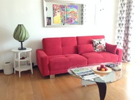 Beautiful 1 bedroom Apartment with resort-like facilities in the city