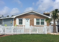 3 Bdrm. Beach Cottage, great neighborhood, fun activities