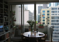 Melbourne, City, 1 Bedroom, sleeps 4, friendly building