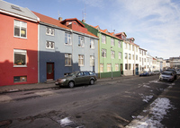 2 bedroom apartment in the center of Reykjavik