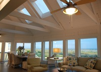Newly Remodeled, 5 Bedroom Oceanfront Home