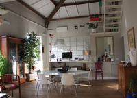 Wonderful 2 floors, design loft in the center of Rome, 180 mq.