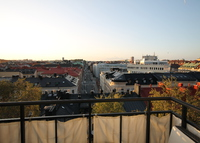 In the middle of Stockholm  - Top floor with great view
