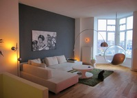 Stylish apartment in trendy Amsterdam East