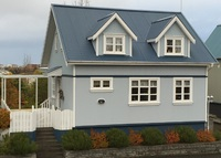 Cosy house in the outskirts of Reykjavik - We have exchange for 2016