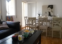 2 bedrom beautiful apartment, 5 minutes walk from Paseo de Gracia