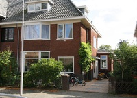 Family home near Amsterdam and beach