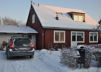 Family home north of Stockholm