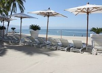2 bedroom + Den, 3 Full Bathrooms, Prime Beachfront in Puerto Vallarta