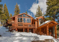 Beautiful Mountain Home Heart of Alpine Meadows & Squaw 4BD3BA hot tub