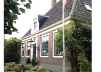 3 bedroom listed monument with garden close to Amsterdam