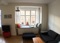 Central Copenhagen - 10 minutes from Tivoli and town center!