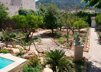 Beautiful Townhouse with pool and parking in Soller, Mallorca, Spain