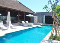 Sunny, Design villa w pool near beach in Sanur, Bali