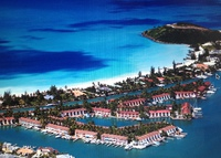 Waterfront Townhome Jolly Harbour, Antigua West Indies