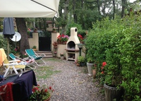 Home with garden near Bolsena Lake,Tuscany and Rome!
