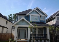 Vancouver, BC 3 bedroom brand new House in lovely neighbourhood + car