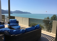 The only Luxury Beachfront Condo among 4 and 5 stars Hotels in Penang