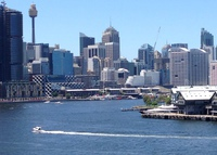 Beautiful Sydney - on the harbour, near the city, beaches and bush