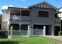 Beautiful Queenslander style home in the heart of Brisbane