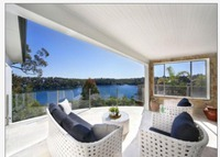 Beautiful home with bayside views, near spectacular Sydney beaches