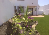 2 Bed Townhouse in Corralejo, Fuerteventura with extensive gardens